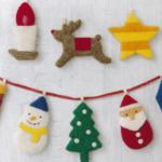 クリスマスツリーに飾ろう!ぬくもり感満載の手作りオーナメント!
