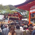 東京の初詣デートでオススメのスポットは?新年に2人で縁結びを♪