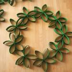 クリスマスツリーに飾ろう!エコ素材の手作りオーナメント!