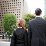 入社式のスーツの色は?女子新社会人ビジネスマナーポイント♪