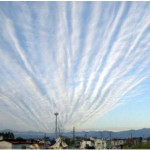地震雲とは?地震の前兆を表す地震雲の種類とは?