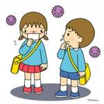 リンゴ病の症状は?原因と感染経路は?