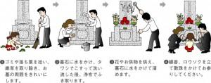 pic_ohakamairi_illust